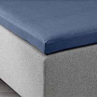 Kuvertlagen 140x200x6-10cm blå