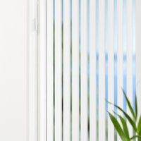 Vertical Blind ROGEN 150x250cm white