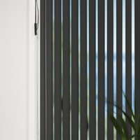 Vertical blind FERAGEN 250x250cm grey