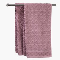 Bath towel STIDSVIG 70x140 rose