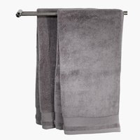 Hand towel NORA 50x100 grey
