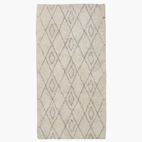 Rug EIK 70x160 off-white