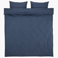 Bedding set TILDA KNG blue