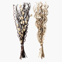 Větvičky DITLEF V70cm dřevo různé