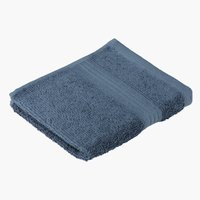 Face cloth KARLSTAD 30x28 dusty blue