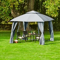 Gazebo SANKT HANS W300xL300 grey