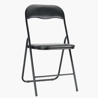 Folding chair VIG black
