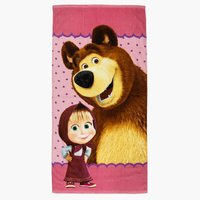 Osuška MASHA & THE BEAR 70x140