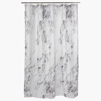 Shower curtain GUDHEM 150x200 grey