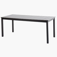 Table MOSS W95xL170/263 grey