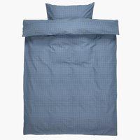 Juego funda nórdica KATJA 150x220 azul