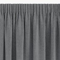 Gardin lystett ALDRA 1x140x175 grå