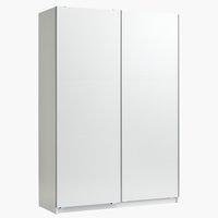 Szafa SATTRUP 150x218 biała