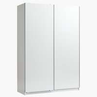 Szafa SATTRUP 151x219 biały