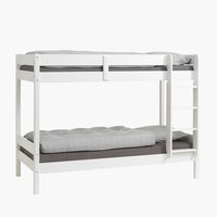 Bunk bed VESTERVIG SGL white